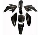 Plastics Kit CRF70 Black