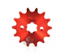 Pignon Renforcé VPARTS 420 14d 17mm - Red