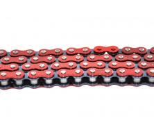 Chain Reinforced 420 - 120 Links Red