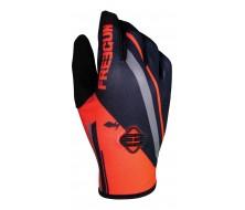 Gloves FREEGUN College Neon Orange