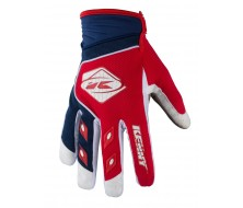 Gants KENNY RACING TRACK RED NAVY