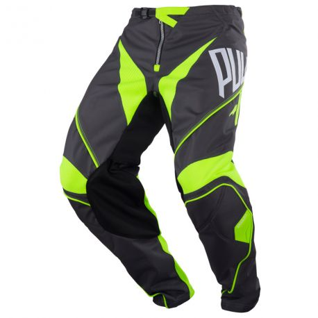 Pantalon PULL-IN Challenger Grey/Lime 2018