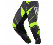 Off Road Pants PULL-IN Challenger Grey/Lime