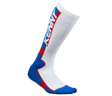 Chaussette KENNY RACING MX TECH Bleu/Blanc/Rouge