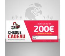 Chèque cadeau MiniMx 200€