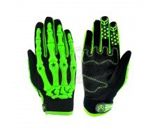 Gants SEEKWIN Skull Green