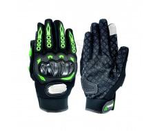 Gloves SEEKWIN Skull Green