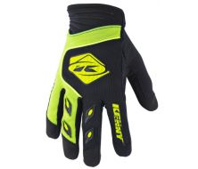 Gants KENNY RACING TRACK LIME VERT