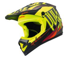 Casque Adulte Neon Yellow PULL-IN by KENNY