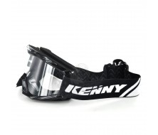 Masque KENNY RACING Track Noir