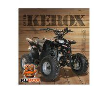 Quad KEROX RAPTOR 110 Noir (7 pouces)