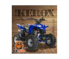 Quad KEROX RAPTOR 110 Bleu (7 Pouces)