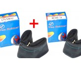 """Pack Chambre a air Vee Rubber 12"""" + 14"""""""