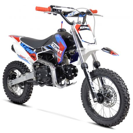 Dirt Bike ROOKIE Edition KENNY 125cc