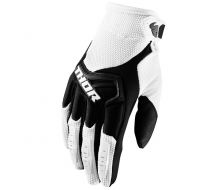 Gants Cross THOR Spectrum Noir Blanc (S,M,L)