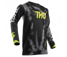 Maillot THOR Pulse Air Noir