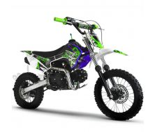 Dirt Bike ROOKIE Edition FREEGUN 125cc 2019