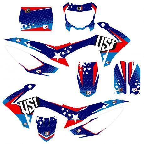 KIT DECO USA CRF110