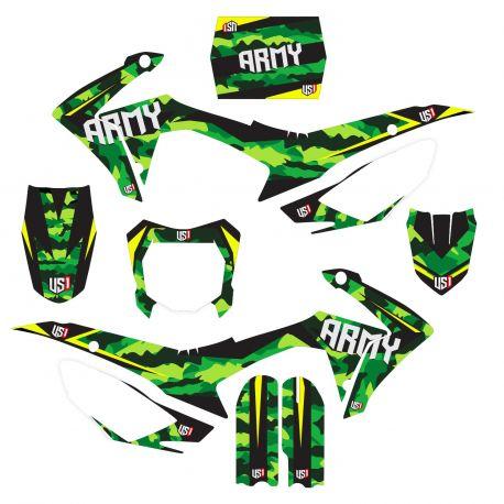 KIT DECO ARMY CRF110