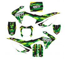Kit Decoration ARMY CRF110