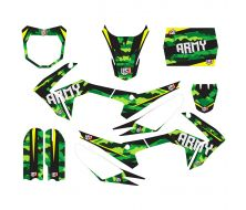 KIT DECO ARMY CRF110S