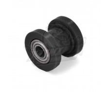 Roulette de Chaine Noir (10mm)