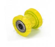 Roulette de Chaine Jaune (10mm)