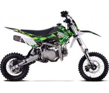 Dirt Bike 140cc YX DRIFT ARMY