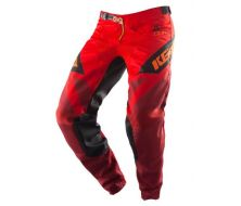 pantalon track adulte full red