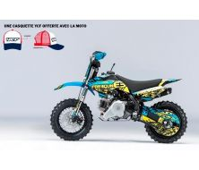 Pit Bike YCF 50A Serie Limitée FREEGUN