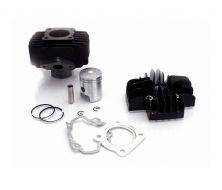 Kit cylindre-piston + culasse Tecnium Yamaha PW 50