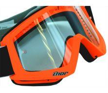 Masque cross Thor Orange matt