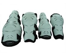 PACK PROTECTION GENOUILLERE/COUDIERE NOIR