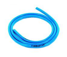 Durite d'essence Monster Bleu FLUO