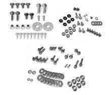 Kit vis plastique (CRF50, CRF70, KLX)