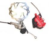 Kit frein avant Braking pour Marzocchi/Staggs Pit bike