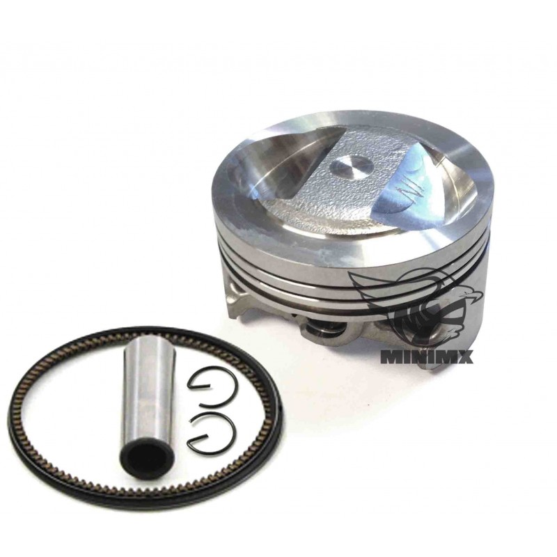 kit piston trail bike haute compression pour moteur 150cc On 998 haute compression
