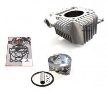 Kit Cylindre + Piston Haute Compression Trail Bike 150cc/160cc YX pour Pit Bike