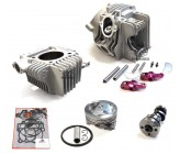 Complete Trail Bike head Cylinder + Cylinder for Engine 150cc / 160cc YX