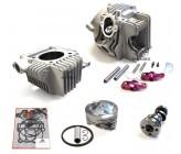Complete Trail Bike head Cylinder + Cylinder for Engine 150cc / 160cc YX