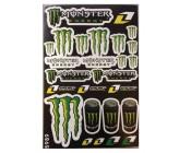 Planche de Stickers Monster Energy pour Dirt Bike, Pit Bike