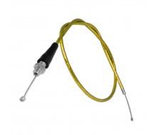 Cable d'accélérateur 920mm Jaune Dirt Bike