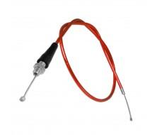 Cable d'accélérateur Rouge