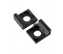 Tendeurs alu de chaîne CNC Noir 15mm