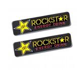 Stickers de Bras Oscillant Rockstar x2