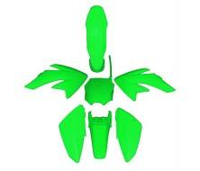 Kit plastique CRF70 Vert