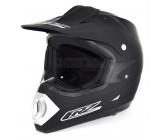 Off Road Black CRZ Helmet (M, L)