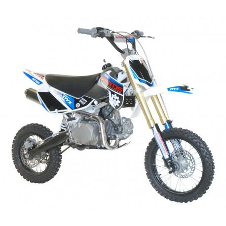 Dirt Bike Bastos 140K équipé d'un 140cc YX