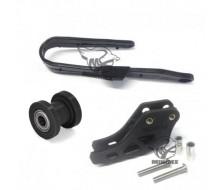 Kit Noir Protection de Bras, Guide Chaine, Roulette de Chaine