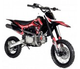Pitsterpro MX125 2015 pour Dirt Bike